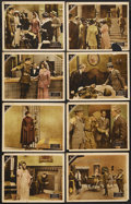 "Movie Posters:Adventure, Inside the Lines (World Film Corporation, 1918). Lobby Card Set of8 (11"" X 14""). Adventure. ... (Total: 8 Items)"