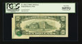 Error Notes:Foldovers, Fr. 2021-I $10 1969C Federal Reserve Note. PCGS Very Fine 30PPQ.....