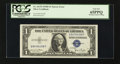 Error Notes:Miscellaneous Errors, Fr. 1613N $1 1935D Narrow Silver Certificate. PCGS Gem New 65PPQ.. ...