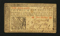 Colonial Notes:New Jersey, New Jersey March 25, 1776 1s Very Fine-Extremely Fine.. ...