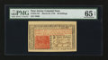Colonial Notes:New Jersey, New Jersey March 25, 1776 30s PMG Gem Uncirculated 65 EPQ.. ...