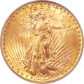 Saint-Gaudens Double Eagles, 1931-D $20 MS63+ PCGS Secure....