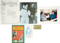 "Music Memorabilia:Memorabilia, Colonel Parker ""Snowmen's League of America"" Memorabilia Lot.... (Total: 6 Items)"