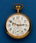 Timepieces:Pocket (post 1900), Illinois, 21 Jewel, 18 Size, Bunn Special. ...