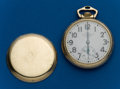 Timepieces:Pocket (post 1900), Ball, 21 Jewel, Official Standard. ...