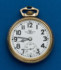 Timepieces:Pocket (post 1900), Type: Ball, 21 Jewel, 999B. ...