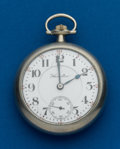Timepieces:Pocket (post 1900), Hamilton, 21 Jewel, 940. ...