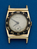 Timepieces:Wristwatch, Hamilton 14k Yellow Gold Piping Rock. ...