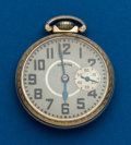 Timepieces:Pocket (post 1900), Illinois Rare 23 Jewel 16 Size Bunn Special Hunters Case Movement. ...