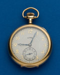 Timepieces:Pocket (post 1900), Illinois 21 Jewel Grade 121, 12 size. ...