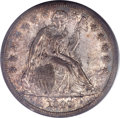 Seated Dollars, 1840 $1 MS63 PCGS....