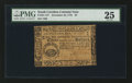 Colonial Notes:South Carolina, South Carolina December 23, 1776 $3 PMG Very Fine 25.. ...