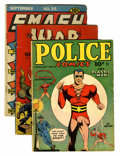 Golden Age (1938-1955):Miscellaneous, Miscellaneous Golden Age Group (Various, 1942-54).... (Total: 13 Items)