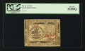 Colonial Notes:Continental Congress Issues, Continental Currency July 22, 1776 $5 PCGS About New 53PPQ.. ...