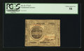 Colonial Notes:Continental Congress Issues, Continental Currency July 22, 1776 $7 PCGS Choice About New 58.....