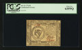 Colonial Notes:Continental Congress Issues, Continental Currency July 22, 1776 $8 PCGS Choice New 63PPQ.. ...