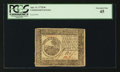 Colonial Notes:Continental Congress Issues, Continental Currency April 11, 1778 $6 PCGS Extremely Fine 45.. ...