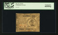Colonial Notes:Continental Congress Issues, Continental Currency May 10, 1775 $3 PCGS Extremely Fine 45PPQ.....