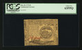 Colonial Notes:Continental Congress Issues, Continental Currency May 10, 1775 $4 PCGS Choice New 63PPQ.. ...
