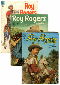 Dell Golden/Silver Age Westerns Group (Dell, 1950s-60s) Condition: Average GD.... (Total: 72 Comic Books)