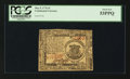 Colonial Notes:Continental Congress Issues, Continental Currency May 9, 1776 $1 PCGS About New 53PPQ.. ...