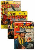 Pulps:Western, Assorted Western Pulps Box Lot (Various, 1940s) Condition: Average FR....