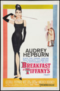 "Movie Posters:Romance, Breakfast At Tiffany's (Paramount, 1961). One Sheet (27"" X 41"").Romance.. ..."