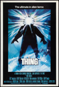 "Movie Posters:Horror, The Thing (Universal, 1982). Poster (40"" X 60""). Horror.. ..."