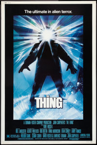 """The Thing (Universal, 1982). Poster (40"""" X 60""""). Horror"""