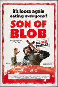 """Movie Posters:Horror, Beware! The Blob (Jack Harris Enterprises, 1972). Poster (40"""" X 60"""") Also Known As """"Son of Blob."""" Horror.. ..."""