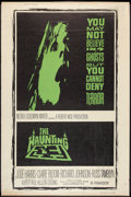 """Movie Posters:Horror, The Haunting (MGM, 1963). Poster (40"""" X 60""""). Horror.. ..."""