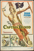"""Movie Posters:Swashbuckler, The Son of Captain Blood (Paramount, 1963). Poster (40"""" X 60""""). Swashbuckler.. ..."""