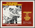 "Movie Posters:Sports, Muhammad Ali a.k.a. Cassius Clay (United Artists, 1970). Half Sheet (22"" X 28""). Sports.. ..."