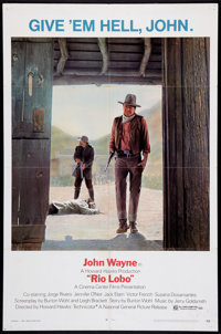 "Rio Lobo (National General, 1971). One Sheet (27"" X 41""). Western"