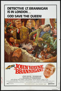 """Movie Posters:Crime, Brannigan Lot (United Artists, 1975). One Sheets (2) (27"""" X 41""""). Crime.. ... (Total: 2 Items)"""
