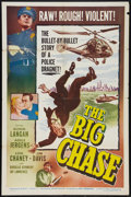 "Movie Posters:Crime, The Big Chase (Lippert, 1954). One Sheet (27"" X 41""). Crime.. ..."