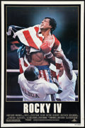 "Movie Posters:Sports, Rocky IV (MGM/UA, 1985). One Sheet (27"" X 41""). Sports.. ..."