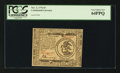 Colonial Notes:Continental Congress Issues, Continental Currency November 2, 1776 $3 PCGS Very Choice New 64PPQ.. ...