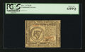 Colonial Notes:Continental Congress Issues, Continental Currency November 2, 1776 $8 PCGS Choice New 63PPQ.. ...