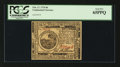 Colonial Notes:Continental Congress Issues, Continental Currency February 17, 1776 $6 PCGS Gem New 65PPQ.. ...