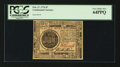 Colonial Notes:Continental Congress Issues, Continental Currency February 17, 1776 $7 PCGS Very Choice New64PPQ.. ...