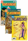 Modern Age (1980-Present):Superhero, Wonder Woman (1987 series)/Warlord Group (DC, 1976-96) Condition:Average VF/NM....