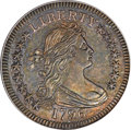 Early Quarters, 1796 25C MS65 PCGS. B-2. R.3....