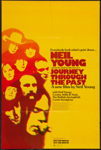 """Journey Through the Past (New Line, 1974). One Sheet (24.5"""" X 37""""). Rock and Roll"""