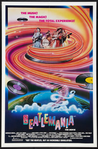 """Beatlemania: The Movie (American Cinema, 1981). One Sheet (27"""" X 41""""). Rock and Roll"""