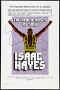 "Movie Posters:Blaxploitation, The Black Moses of Soul (Aquarius Releasing, 1973). One Sheet (27""X 41""). Flat Folded. Blaxploitation.. ..."