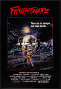 "Movie Posters:Horror, Frightmare (Saturn International, 1983). One Sheet (27"" X 41""). Horror.. ..."