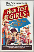 """Movie Posters:Sexploitation, High Test Girls and Others Lot (SRC Films, 1983). One Sheets (4)(27"""" X 41"""") and Photos (8) (8"""" X 10""""). Sexploitation.. ... (Total:12 Items)"""