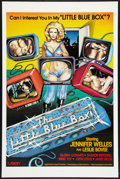 "Movie Posters:Adult, The Little Blue Box (Variety Films, 1979). One Sheet (27"" X 41""). Adult.. ..."