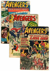 The Avengers #5-250 Long Box Group (Marvel, 1964-84)
